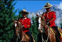 mounties / by Cees Timmer