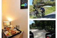 Séjour VTT en Languedoc Roussillon / Séjour à 2 ou en famille à partir de 10 ans. Profitez de votre venu à l'hôtel les 2 rives pour visiter notre Lozère à l'aide de VTT assistés électriquement. La Lozère en Vélo en toute facilité et du coup à la portée de tous et en sécurité. #lozère #vttélectrique #hôtelles2rives #séjourVTTlozère