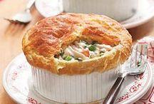 Food~Chicken Recipes / by Pauline Zinie
