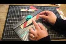 Crafts~Punch/Score Boards - Tips & Tricks / by Pauline Zinie