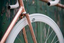 Cyklar / Snabba, färgglada eller bara fina cyklar.
