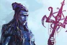 Shiva * Parvati