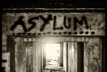 terkedilmiş yerler asylum