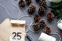 Festive Feelings / All things festive and warming! SO excited for Christmas!