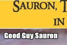 Eye of  Sauron(good  guy sauron )