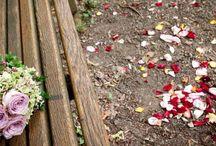 By me: Wedding decorations / Hochzeitsdekorationen von Yvonne Reichmuth