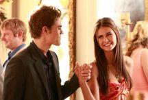 ❤Stefan &Elena,Book Love
