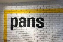 Pans&Company - Panespol / Pans&Company renueva su imagen con los paneles imitación ladrillo de Panespol.