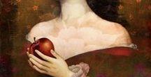 CHRISTIAN SCHLOE / Obras del pintor austríaco surrealista pop Christian Schloe
