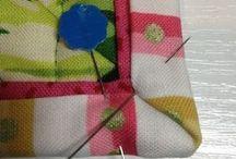 Sewing tutorials / tutorial e piccoli trucchi per migliorare la vita di chi ama cucire e sta ancora imparando....buon lavoro www.lecosedibbi.blogspot.it