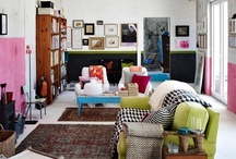 Interiors / by Danielle McGrath