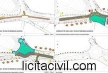 Licitaciones en Córdoba / Licitaciones de obra civil y edificación de diferentes organismos públicos en Córdoba. Concursos de Obra y adjudicaciones en Córdoba.