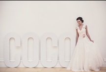 (Coco.) / As in Chanel. As in our new campaign for Rock My Boutique....we created it, Anna Clarke photographed it.