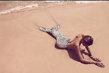"""{Under The Sea.} / The Inspiration behind the """"I believe In Mermaids"""" editorial we styled in September 2013."""