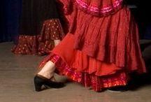 Dança Flamenga / by Teca Ferreira