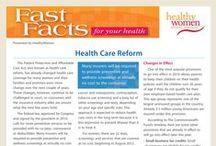 HealthyWomen Health Tip Cards