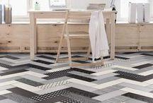 Floors / Interesting Floors and Details