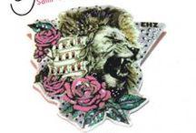 Coup de coeur : Bijoux fantaisies / Bijoux fantaisies créatrice originale, bracelet, collier, bague, broche, pendentif...coloré, mode, design