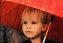 Rain Is Refreshing! / A little rain is good for the soul... / by Butterfly Rose
