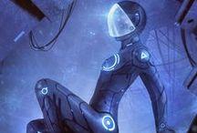 SCI FI - BEST BOARD- Pin it ! - Science Fiction - Illustrations - Art work / Pin it !
