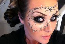 Make up <3 / De beaux maquillages pour tous les jours, les soirées...et aussi de folles idées! ^^ Beautiful makeup for every days,parties...and also crazy ideas!^^