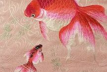 Asian Prints & Patterns / For more Prints & Patterns you can see my boards:  Prints &Patterns, Paisley prints &Patterns, Retro Prints & Patterns, Modern Prints & Patterns, Butterfly Prints & Patterns, Animal Prints & Patterns, Patterns/Birds, Inky indigo Prints & Patterns. :)  / by Masja's Artwork