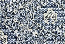Inky Indigo blue Prints & Patterns / For more Prints & Patterns you can see my boards:  Asian Prints &Patterns, Paisley prints &Patterns, Retro Prints & Patterns, Modern Prints & Patterns, Butterfly Prints & Patterns, Animal Prints & Patterns, Patterns/Birds, Prints & Patterns. :)