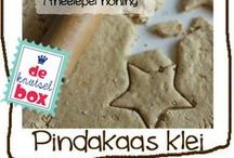 DIY met eten / Knutselen met eten kan zo ontzettend leuk zijn. Zo kan eten ook leuk worden voor kinderen...