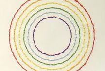 Fröbel / Der Pädagoge Fröbel wird in letzter Zeit als Inspirator der modernen Kunst und der modernen Architektur und ganz allgemein als Erzieher zur Abstraktion gesehen. Eine ganze Generation moderner Künstler wie Piet Mondrian, Wassily Kandinsky, Georges Braque, Juan Gris und avantgardistischer Architekten wie Le Corbusier, Walter Gropius, Frank Lloyd Wright, falteten, flochten, prickten, spielten und bastelten in jungen Jahren im Kindergarten mit Fröbels streng geometrischen und abstrakten Formen.
