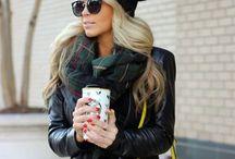 Autumn fashion.