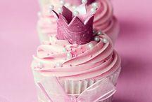 Delicious Cupcakes.