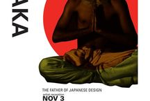 Ikko Tanaka's graphic designs