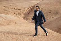 Herren Trends Frühjahr/Sommer 2015 / Leger und unkompliziert ist der neue Gentleman-Look. Man(n) muss sich nur noch zwischen lässigem Businessoutfit, urbanem Streetstyle und funktionellem Styling entscheiden.