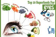 Eye See a Healthy Future / Tips to help you have the best eye care possible, act now, see later.