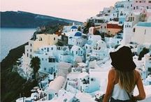 Location bucket list / A collection of amazing places that one day, I shall cross of my bucket list