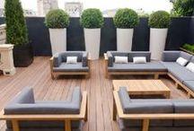STYLIZACJE PRZESTRZENI OUTDOOROWYCH / OUTDOOR SPACES STYLING / Wybrane, najbardziej trafiające w nasze gusta stylizacji przestrzeni outdoorowych. /Selected  outdoor spaces styles and looks in ous taste.