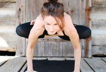 Yoga. / Yoga - this changed my life