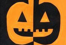 Halloween / Grrrusel...grausige und witzige Ideen: Geister-Girlanden, schaurige Kostüme, Monster-Brötchen, giftgrüne Cocktails... alles gespenstich schön. Buuuuh!