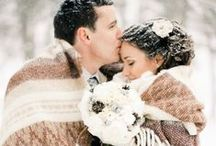 Winter Weddings / Planning your winter wedding? Get some original ideas and inspirations for your special day!