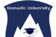 Nomadic University / Nomadic University: the only on line University with a nomadic approach