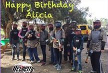 Velocity Paintball Videos / Private Parties at Velocity Paintball Park. We offer Birthday Parties, Kids Birthday Parties, Bachelor/Bachelorette Parties, Corporate Parties, Church Outings, Youth Groups, School/Student, Family Reunions and any other group or party you can think of. Great for bonding and team building!