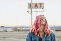 Colour Pop // Pink