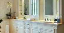 Double sink vanity bathrooms / Tailor your bathroom vanity exactly to your wishes.