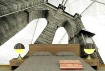 Decoracion y Arquitectura / Lo mejor en diseño y decoracion de lofts / by Mai Tejeda Canseco