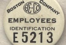 Boston Edison Co. (Asbestos) / Photos of Boston Edison Company job sites