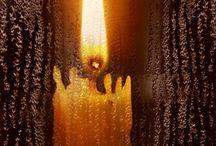 @Candle&Lantern&Light@Fire@ / by Jenna Pekmic
