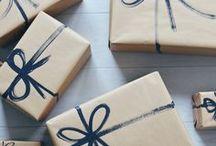 gifts / für gute Freunde :)