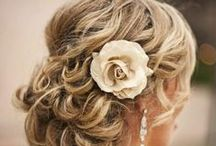 Hot Wedding Hair