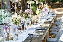 Reception Tables & Decor