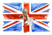 The Union Jack / by Christina Hindle